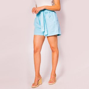 SHORTS FEMININO SARJA COLOR