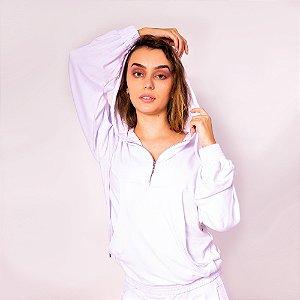 CASACO FEMININO RECORTES