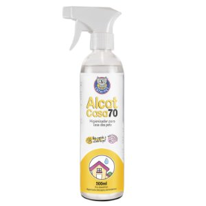 Alcat Casa 70 - Higienizador Para Casa Dos Pets (ambientes)