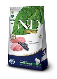 Ração Farmina Nd Prime Cordeiro 10,1kg para Cães Adultos Raças Grandes