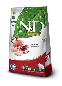 Ração Nd Prime Frango 10,1kg para Cães Adultos Raças Grandes