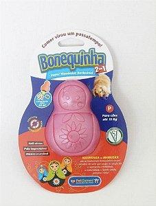 Bonequinha P - Rosa