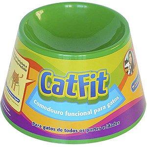 Cat Eat - Verde