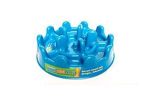Comedouro Mini Pet Fit - Azul