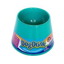 Dog Drink P - Verde Agua