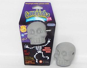 Caveirinha Soft G - Cinza