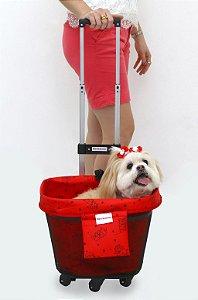 Carrinho Para Transporte De Pets