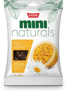 Mini Naturals Relax - Maracuja E Camomila
