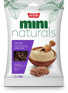 Mini Naturals Vigor - Quinoa E Amaranto