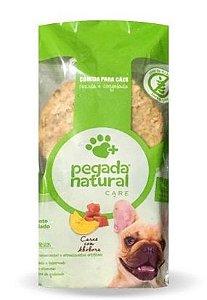 Alimento Natural Congelado - Carne Com Abóbora - Grain Free Livre De Grãos