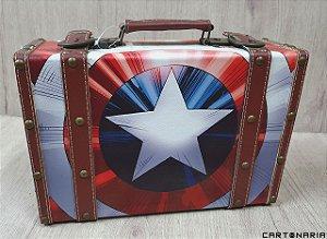 Caixa Capitão América