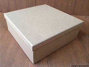 Caixa 26,5x26,5x10