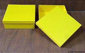 Caixa 25,5x25,5x9