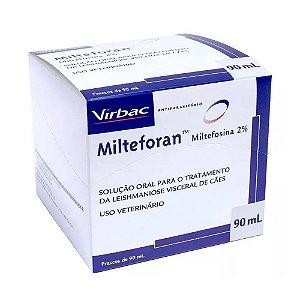 Antiparasitário Milteforan Solução Oral Para Leishmaniose - 90ml