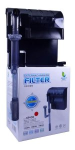 Filtro Externo Aleas Xp 08 680 L/h Aquarios Até 120L