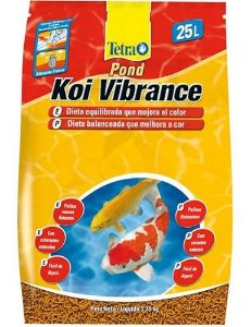 Ração Carpas Tetra Koi Vibrance 3,75kg