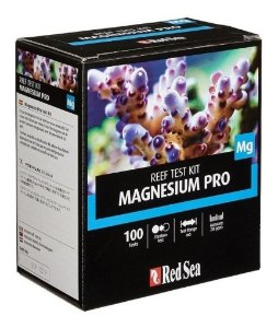 Teste Red Sea Reef Test Kit Magnesium Pro (mg) - 100 Testes