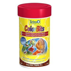 tetra colorbits tropical granules 30g EX COLOR BITS