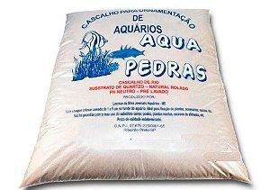 Areia Branca Para Aquarios Ou Lagos Saco Com 10 Kilos Nº00