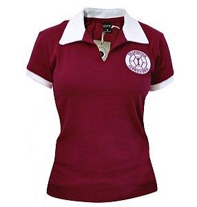 Camisa Retrô Feminina Desportiva Ferroviária 1965