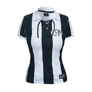 Camisa Retrô Feminina Atlético Mineiro 1914