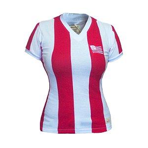 Camisa Retrô Feminina Náutico 1968