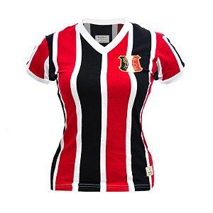 Camisa Retrô Feminina Santa Cruz PE 1983
