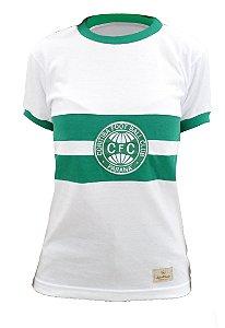 Camisa Retrô Feminina Coritiba 1976