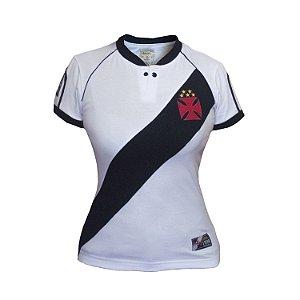 Camisa Retrô Feminina Vasco da Gama 1998 - Libertadores