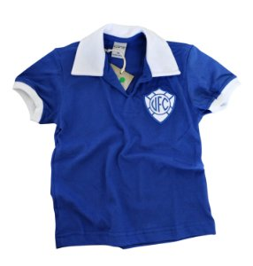 Camisa Retrô Infantil Vitória ES 1956