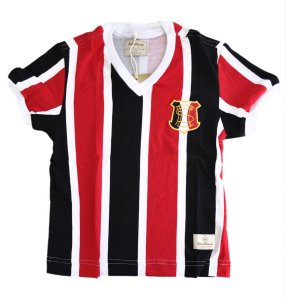 Camisa Retrô Infantil Santa Cruz PE 1983