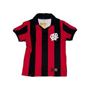 Camisa Retrô Juvenil Athletico Paranaense 1990