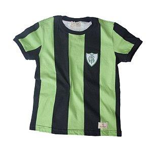Camisa Retrô Juvenil América MG 1971