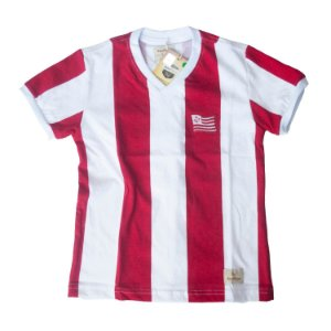 Camisa Retrô Juvenil Náutico 1968