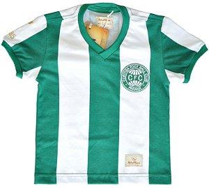 Camisa Retrô Juvenil Coritiba 1985