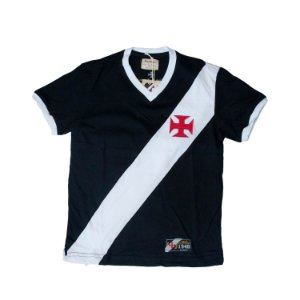 Camisa Retrô Juvenil Vasco da Gama 1948