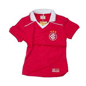 Camisa Retrô Juvenil Internacional 1992