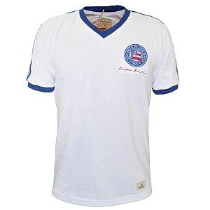 Camisa Retrô EC Bahia 1988 Branca
