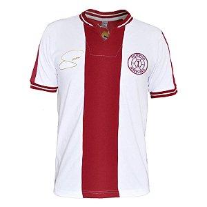 Camisa Retrô Desportiva Ferroviária 1980 - Geovani Silva