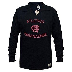 Camisa Retrô Athletico Paranaense - Especial Goleiros