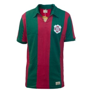 Camisa Retrô Portuguesa Santista 1959