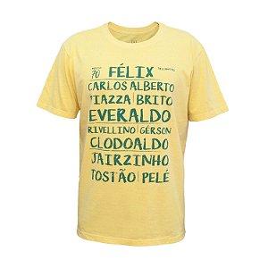 Camisa Casual Brasil 1970