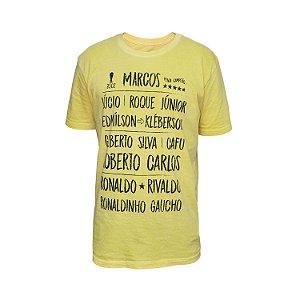 Camisa Casual Brasil 2002