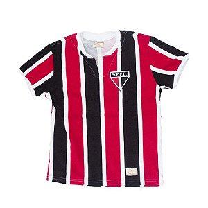 Camisa Retrô Juvenil São Paulo 1971