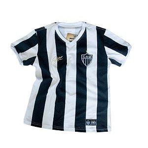 Camisa Retrô Juvenil Atlético Mineiro 1983 Eder