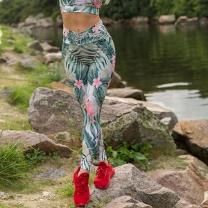 LEGGING ESTAMPA TROPICAL