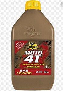 Oléo lubrificante BARDAHL 10W30 para motor - 1 Litro
