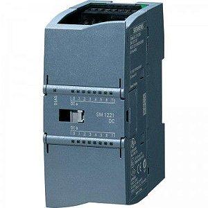 6ES7221-1BH32-0XBO Siemens S7-1200 ENTRADA DIGITAL SM 1221, 16 DI, 24V DC