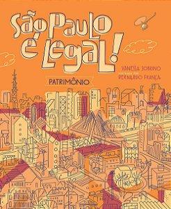 SÃO PAULO É LEGAL! PATRIMÔNIO