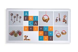JOGO DA MEMÓRIA - ÁFRICA BELEZA PLURAL
